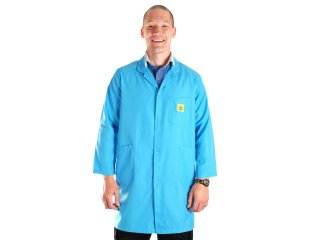 ESD lab coat - coloured