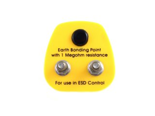 Earth bonding plug 2 x binding post
