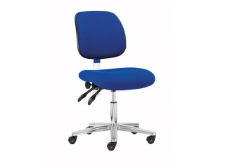 ESD Low chair on castors